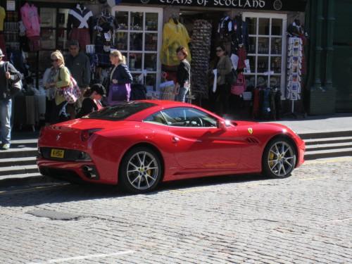 Breda däck till Ferrari