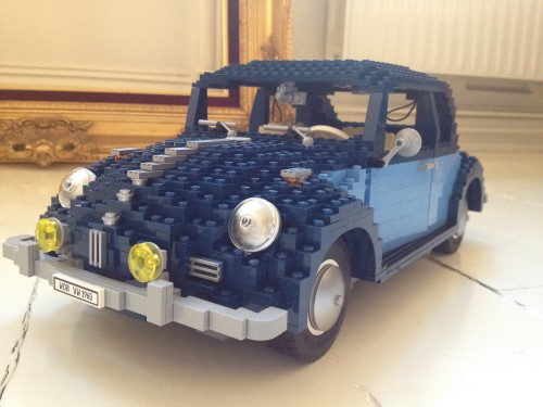 Bygga modellbilar